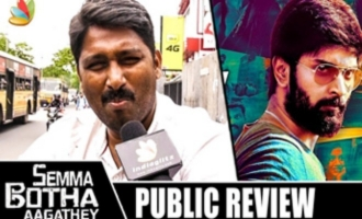 'Semma Botha Aagathey' Public Review & Reaction