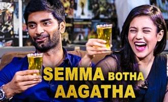 Botha Aagatha : Atharva , Mishti and Director Interview