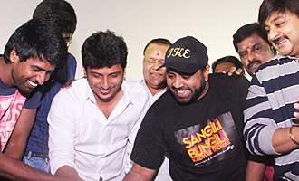 'Sangili Bungili Kadhava Thorae' Success Celebration at Kamala Cinemas