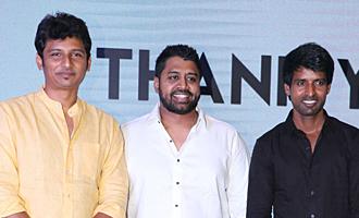 'Sangili Bungili Kadhava Thorae' Success Meet
