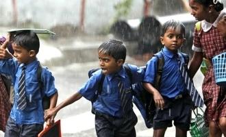சென்னையில் பள்ளிகள் வழக்கம்போல் இயங்கும்: மாவட்ட ஆட்சித்தலைவர் அறிவிப்பு