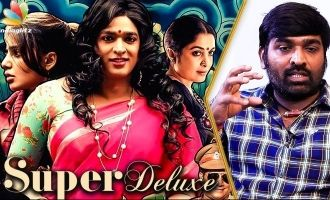Transgenders Aren't Criminals : Vijay Sethupathi Interview