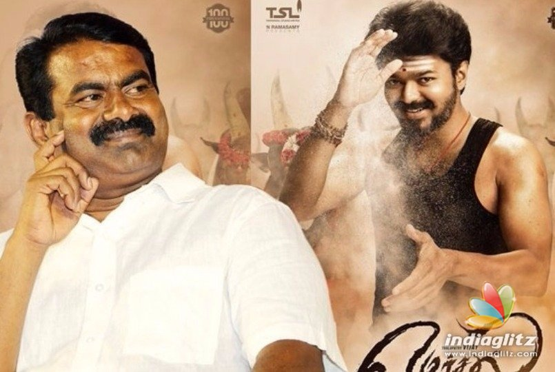 Seeman showers praise on 'Mersal' - Tamil News - IndiaGlitz com