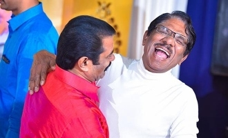 Seeman Birthday Wishes to Director Bharathiraja