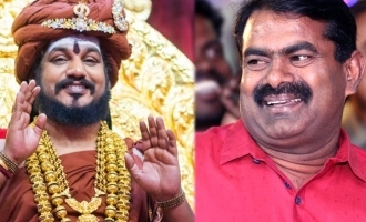 Nithyananda  condition Seeman for Kailash country citizenship