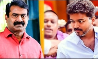 Thalapathy Vijay is not only next superstar but also political leader - Seeman