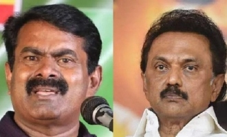 Stalin talks to Seeman Video goes viral on the internet