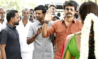 'Seemaraja' Movie Shooting Spot