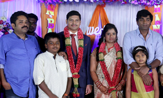 Director Seenu Ramasamy Sister Wedding Reception
