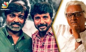 With No Ego Sivakarthikeyan Came For Vijay Sethupathi | Balaji Tharaneetharan