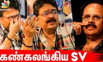SV Sekar Emotional About Crazy Mohan