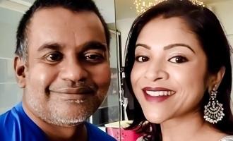 Gitanjali Selvaraghavan's new romantic video with Selvaraghavan!