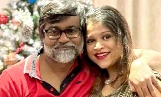 சமீபத்தில் பிறந்த மகனுடன் செல்வராகவன்: வைரல் புகைப்படம்!