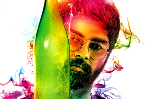 Atharvaa's Debut Flick Gets a Title