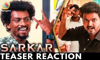Bayangarama Iruku ! : Sendrayan Reacts to Sarkar Official Teaser