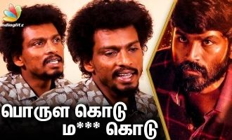 I Have a Bigger Role in Vada Chennai 2 : Sendrayan Interview Part 2
