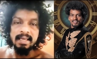 Sendrayan'swarning video about Covid 19 infection due to his carelessness