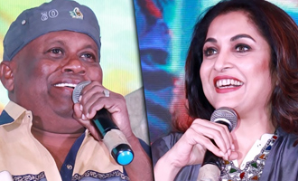 Senthil's Funny Speech about Ramya Krishnan