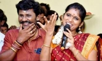 Folk singer and actor Senthil Ganesh's sister gets engaged