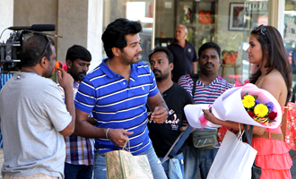 'Serndhu Polama' Movie shooting spot