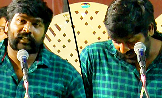 My hero image is respected by all and not me - Vijay Sethupathi Speech