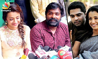 I was mesmerized by VTV Jessy's beauty : Vijay Sethupathi Speech