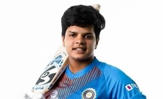 T20 கிரிக்கெட் போட்டி- உலகத் தரவரிசையில் முதலிடம் பிடித்த இந்திய பெண்மணி
