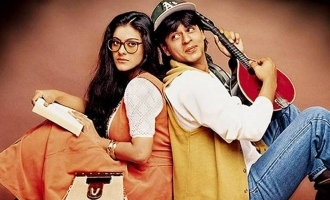 SRK and Kajol's bronze statue to be included in 'Scenes in the Square'.