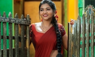 Shalu Shammu's latest photoshoot in half saree gives another pleasant shock to netizens