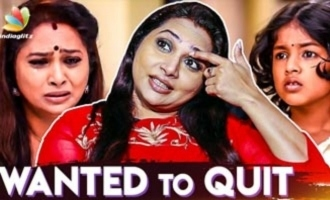 I Wanted To Quit : Shamitha Sreekumar Interview