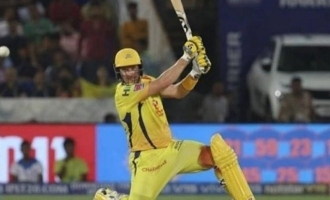 Shane Watson's heroic act despite injury turns viral!