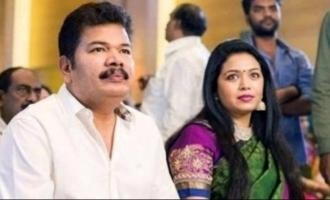 Director Shankar's daughter's photo goes viral before her wedding next week - Full details