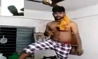 மதுபோதையில் தற்கொலை நாடகமாடிய வாலிபர் பரிதாப பலி!