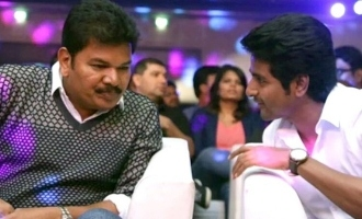 Sivakarthikeyan reveals Shankar's praise for Kanaa!
