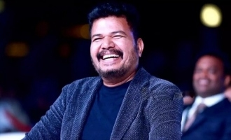 Breaking! Director Shankar's new mega movie officially announced