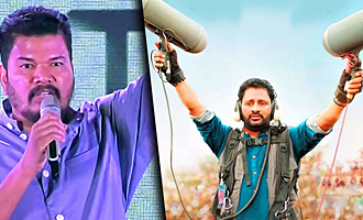 Resul Pookutty looks like 2.0 Rajinikanth : Shankar, AR Rahman Speech