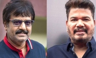 Shankar fulfills Vivek's longtime dream