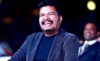 Breaking! Shankar to work with famous music director whom he first introduced as actor