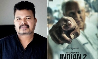 Shankar's statement in court brings huge disappointment to 'Indian 2' fans