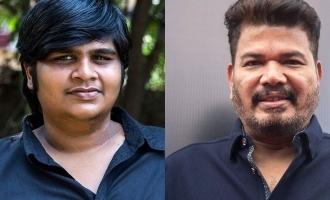 RC 15 update Karthik Subbaraj story writer for director Shankar Dil Raju