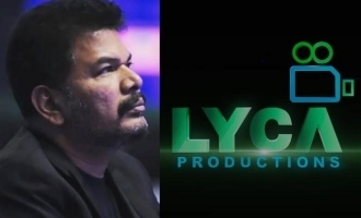Lyca Productions files another case against Shankar  - 'Indian 2' in more trouble
