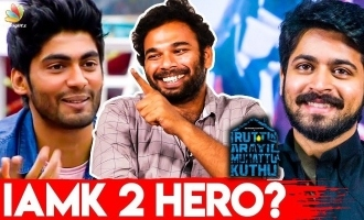 Why Harish Kalyan for Iruttu Arayil Murattu Kuthu Part 2 | Comedian Sha Ra Interview