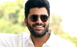 Engeyum Eppothum Sharwanand returns with a Tamil - Telugu bilingual!