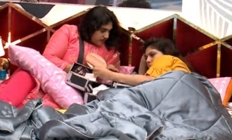 Biggboss Tamil season 3 vanitha try to fight between Sherin and Dharshan