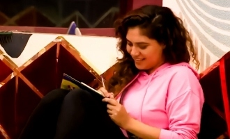 Why Sherin wrote love letter and tore it in 'Bigg Boss 3'?