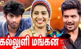 Tharshan's mistake in 'Bigg Boss 3' Actress Shilpa interview