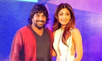 Shilpa Shetty's lovely nostalgic birthday wishes for Madhavan!