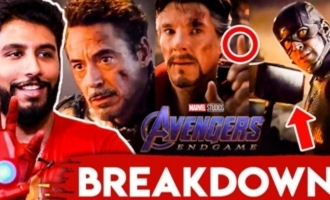 Captain America Died, Not Iron Man! | Avengers End Game Breakdown | Shivakumar Spoiler Interview