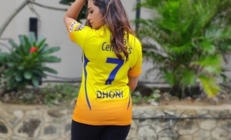 Kollywood actresses celebrate CSK's sensatonal win over MI