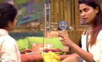 Bigg Boss 4 Gabriella and Shivani's heated argument due to Bala!